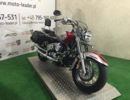 Yamaha XVS 650 #2
