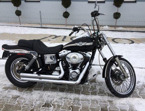 Harley Dyna Jubileuszowa #1